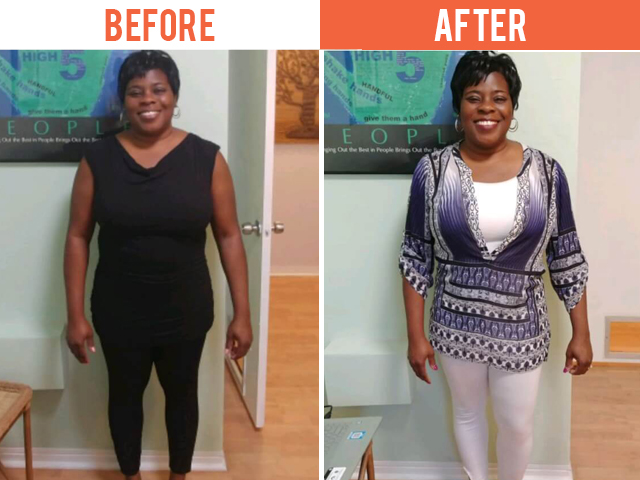 Regenerative Care Plymouth MN Weight Loss Esther